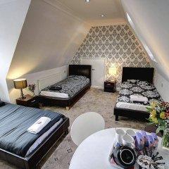 Отель Beaconsfield Hotel Великобритания, Лондон - отзывы, цены и фото номеров - забронировать отель Beaconsfield Hotel онлайн комната для гостей фото 4