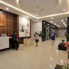 Отель Holi Bayview Нячанг интерьер отеля фото 2
