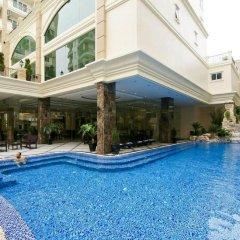 Отель Miracle Suite Таиланд, Паттайя - 1 отзыв об отеле, цены и фото номеров - забронировать отель Miracle Suite онлайн бассейн фото 3