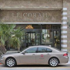 Le Corail Suites Hotel городской автобус