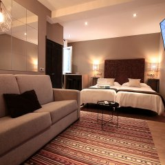 Отель Abracadabra Suites Испания, Мадрид - отзывы, цены и фото номеров - забронировать отель Abracadabra Suites онлайн комната для гостей фото 2