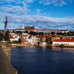 Отель Ibis Wenceslas Square Прага приотельная территория фото 2