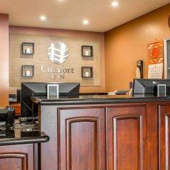 Отель Comfort Inn Monterey Park Монтерей-Парк интерьер отеля фото 3