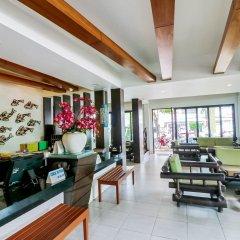 Отель NIDA Rooms Dino Park Karon интерьер отеля