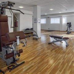 Отель NH Milano Concordia фитнесс-зал