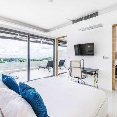 Отель The Vista Karon By Favstay комната для гостей фото 5