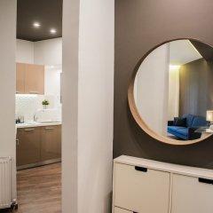 Отель Danae Apartment by QR booking Греция, Салоники - отзывы, цены и фото номеров - забронировать отель Danae Apartment by QR booking онлайн удобства в номере фото 2