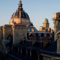Отель Grand Hotel Saint Michel Франция, Париж - 1 отзыв об отеле, цены и фото номеров - забронировать отель Grand Hotel Saint Michel онлайн балкон