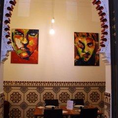 Отель Riad El Bir Марокко, Рабат - отзывы, цены и фото номеров - забронировать отель Riad El Bir онлайн интерьер отеля фото 2