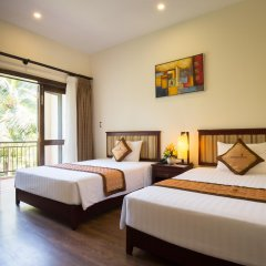 Отель Diamond Bay Resort & Spa комната для гостей фото 3