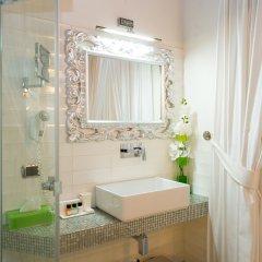 Отель Domus Spagna Capo le Case Luxury Suite ванная фото 2