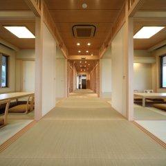 Отель Asagirinomieru Yado Yufuin Hanayoshi Хидзи интерьер отеля