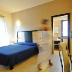 Отель Le Dune Blu Resort Сан-Фердинандо комната для гостей фото 3