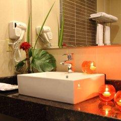 Отель Las Cascadas Гондурас, Сан-Педро-Сула - отзывы, цены и фото номеров - забронировать отель Las Cascadas онлайн ванная