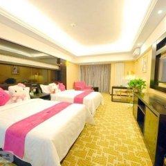 Отель Boyiting Hotel (Xi'an Bell Tower airport bus) Китай, Сиань - отзывы, цены и фото номеров - забронировать отель Boyiting Hotel (Xi'an Bell Tower airport bus) онлайн комната для гостей фото 2