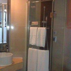 Отель Motel 168 Panyu Pingkang Road ванная