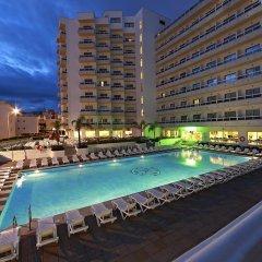 Отель Marconfort Griego Hotel - Все включено Испания, Торремолинос - отзывы, цены и фото номеров - забронировать отель Marconfort Griego Hotel - Все включено онлайн бассейн фото 2