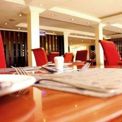 The Westwood Hotel Ikoyi Lagos питание