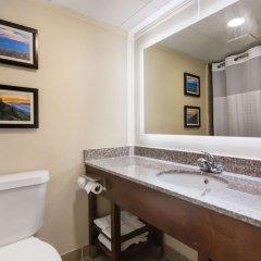 Отель Super 8 Kings Mountain Южный Бельмонт ванная фото 2