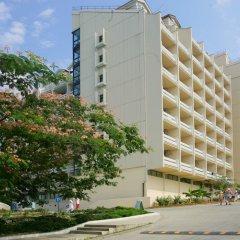 Гостиница АкваЛоо вид на фасад фото 2