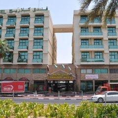 Claridge Hotel Dubai Дубай парковка