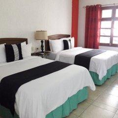 Hotel Camino Maya Ciudad Blanca комната для гостей