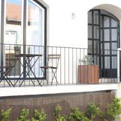Отель My Suite Lisbon балкон