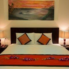 Отель Han Huyen Homestay Хойан комната для гостей