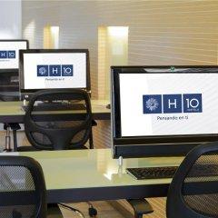 Отель H10 Marina Barcelona Испания, Барселона - 12 отзывов об отеле, цены и фото номеров - забронировать отель H10 Marina Barcelona онлайн парковка