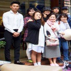 Отель Family Holiday Hotel Вьетнам, Ханой - отзывы, цены и фото номеров - забронировать отель Family Holiday Hotel онлайн приотельная территория фото 2