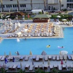 Отель Eftalia Resort пляж
