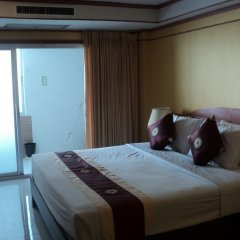 Отель Chaleena Princess Бангкок комната для гостей фото 3