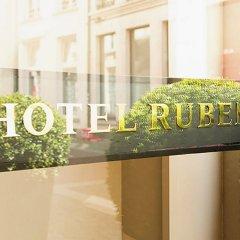 Отель Rubens-Grote Markt Бельгия, Антверпен - 1 отзыв об отеле, цены и фото номеров - забронировать отель Rubens-Grote Markt онлайн балкон