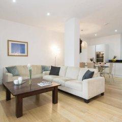 Апартаменты London City Apartments комната для гостей фото 5
