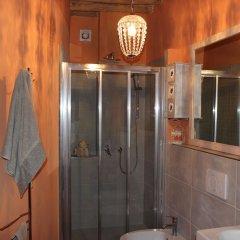 Отель La Casina di Elena Италия, Сан-Джиминьяно - отзывы, цены и фото номеров - забронировать отель La Casina di Elena онлайн ванная