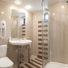 Отель Hugo ванная