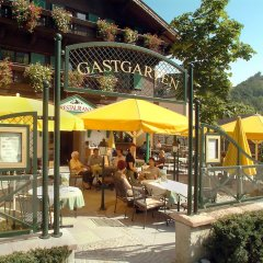 Hotel Restaurant Untersberg Грёдиг питание фото 3