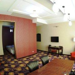 Отель Сафран комната для гостей фото 4