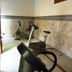 Отель Palais d'Hôtes Suites & Spa Fes Марокко, Фес - отзывы, цены и фото номеров - забронировать отель Palais d'Hôtes Suites & Spa Fes онлайн фитнесс-зал фото 2