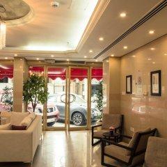 Wardah Hotel Apartments интерьер отеля