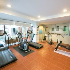 Отель Koh Tao Montra Resort Таиланд, Мэй-Хаад-Бэй - отзывы, цены и фото номеров - забронировать отель Koh Tao Montra Resort онлайн фитнесс-зал фото 2