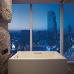 Отель Park Hyatt Seoul ванная