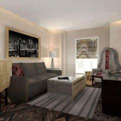 Отель The Manhattan Club США, Нью-Йорк - отзывы, цены и фото номеров - забронировать отель The Manhattan Club онлайн комната для гостей фото 11