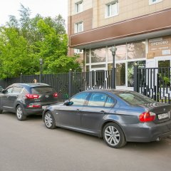 Апартаменты OREKHOVO APARTMENTS with two bedrooms near Tsaritsyno park парковка