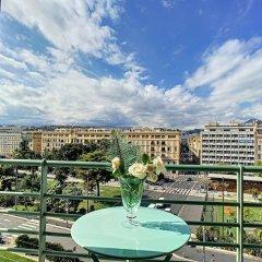 Отель Riviera Vieux Nice by Nestor&Jeeves Франция, Ницца - отзывы, цены и фото номеров - забронировать отель Riviera Vieux Nice by Nestor&Jeeves онлайн балкон