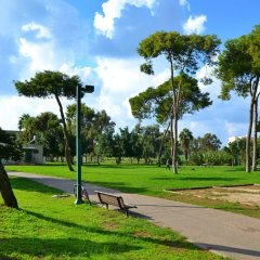 Hi Tel Aviv - Bnei Dan Hostel Тель-Авив спортивное сооружение фото 2