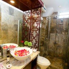 Hanoi Central Park Hotel ванная