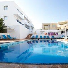 Отель Flora Maria Annex Кипр, Айя-Напа - отзывы, цены и фото номеров - забронировать отель Flora Maria Annex онлайн бассейн фото 2