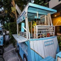 Отель Nida Rooms Cozy Beach Jomtien