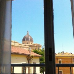 Отель San Gabriele Италия, Лорето - отзывы, цены и фото номеров - забронировать отель San Gabriele онлайн балкон